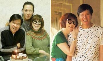 63歲林嘉華 結婚35年恩愛如初  感謝太太付出:一生一世也不分