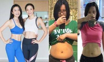 減小腹收肚皮!5招減肚腩捲腹家居運動 真人實證腰圍由80cm減至65cm