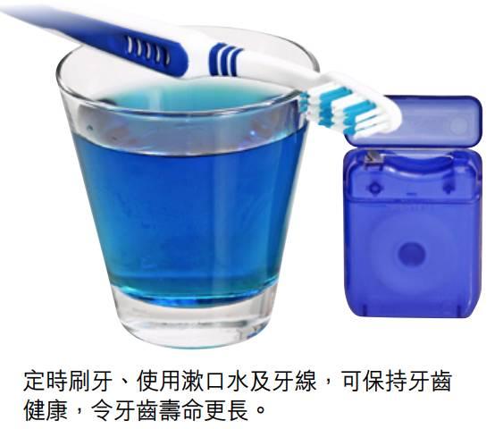 平衡口腔酸鹼防蛀牙 牙髓發炎須杜牙齦