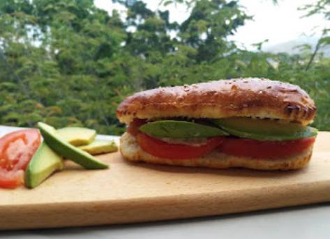 自家製健康漢堡包食譜做法(圖片來源:荔枝孖媽)