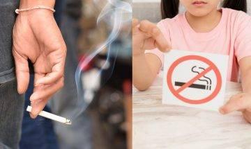 為老婆及初生女兒戒掉17年煙癮  26歲爸爸:為摯愛著想 有心就成功戒煙