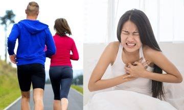 心肌梗塞猝死個案趨年輕化 7大預防三高健康生活守則