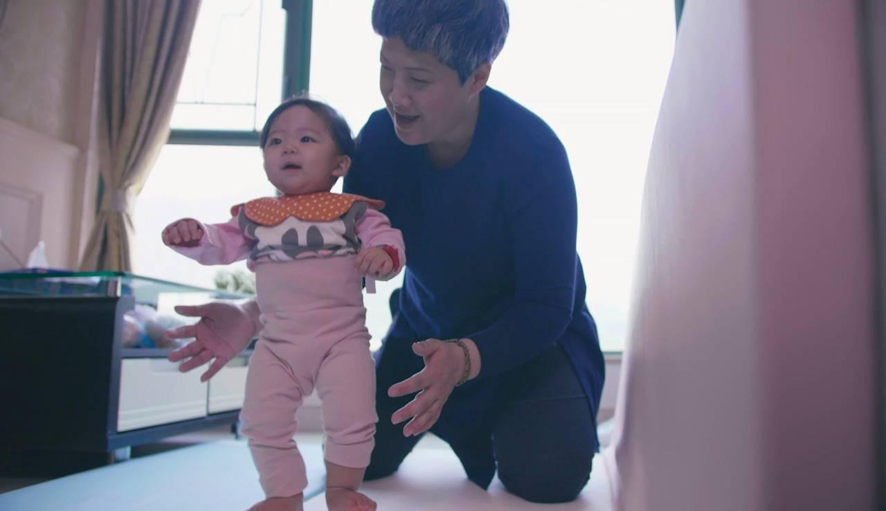 媽媽不只是媽媽 脹痛忍者 — Lilian 愛是恆久忍耐