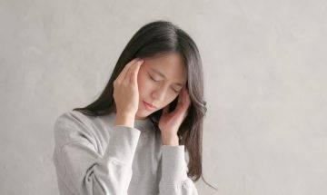 月經血虛女性易患頭風 深夜洗頭誘發頭痛?春夏兩季多風邪 頭風發作高峰期