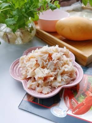 食譜『香芒蟹肉酥皮盒』