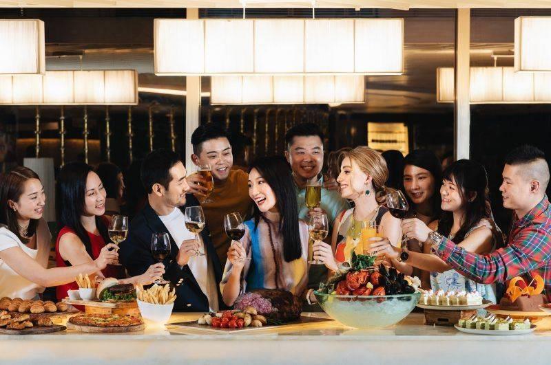 皇家太平洋酒店柏景餐廳亦推出生日優惠。