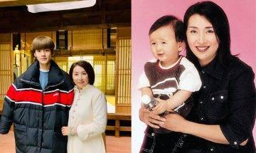 61歲陳秀珠情路波折高齡未婚產子 入行41年成「御用母親」  《飛虎之雷霆極戰》與陳山聰上演「忘年戀」
