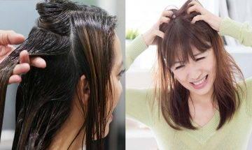 5招護髮預防頭皮敏感 減少日曬+漂染 遠離脫髮危機