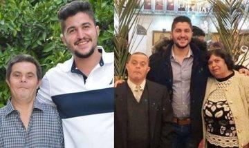 敘利亞唐氏綜合症父親栽培兒子成牙醫  兒子:下輩子也要成為我爸爸