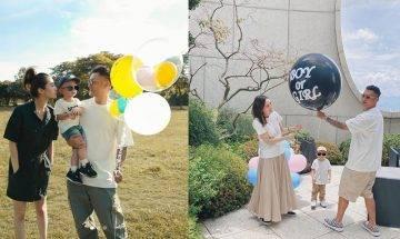 38歲余文樂興奮揭曉BB性別 三年抱兩再做爸爸