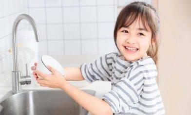 美國大學研究:做家務的孩子長大後人際關係佳 升職更快