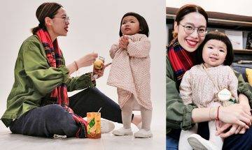 2歲李元元Lucy鬼馬俘虜網民心 媽媽:只為紀錄女兒成長捕捉可愛瞬間