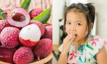 幼童空肚食6粒荔枝可致昏迷死亡 含化學物質 容易導致低血糖