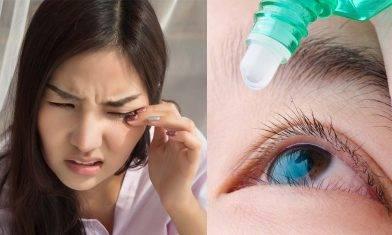 5大防眼痕護眼法救治眼敏感 勿亂用眼藥水致視力受損