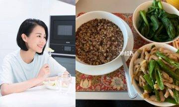 40歲靚媽胡杏兒2子之母  產後極速修身 絕密修身餐單曝光 減肥要靠食足夠脂肪