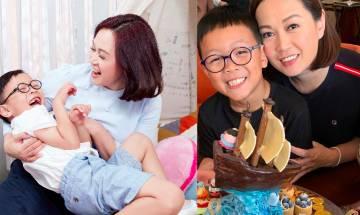 48歲姚瑩瑩母兼父職養大9歲仔  捱到周身病自稱虎媽拒培養溫室小草