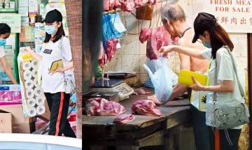 獨家!38歲譚凱琪單拖殺入高危街市  攻讀營養學自製安胎餐