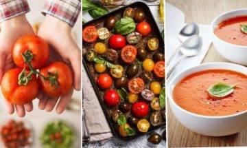 番茄食譜推介 番茄變出7款家常菜 增強抵抗力 有效美白養顏