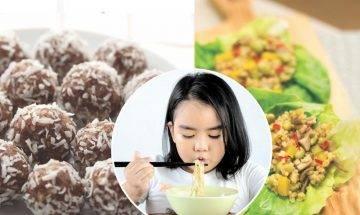 營養師推介5個兒童健康食譜 減兒童肥胖和慢性病風險 避免吃過量即食麵致影響發育