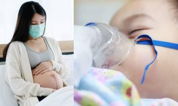 首宗孕婦與胎兒一同確診個案 專家推斷新冠病毒經胎盤傳送
