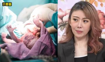 零麻醉縫子宮口保胎兒 台灣女星終忍痛告別重障兒