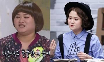 韓國諧星金申英為健康減肥 5招減走34kg 一日5餐減肥餐單大公開