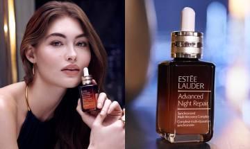 【升級「小棕瓶」率先試!】Estée Lauder全新第7代「5G」極速修復精華完美升級,一步養出光澤嫩滑肌!