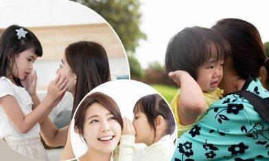 怒罵零效用 溫柔說話孩子才聽得入耳 5招戒怒罵法則 做個高EQ媽媽