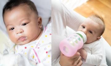 新手媽媽必讀!防脹氣奶樽推薦+防止嬰兒嘔奶肚風技巧分享