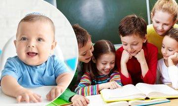 猶太式教育沒有玩具 在乎溝通和嘗試 9招慢養傑出孩子