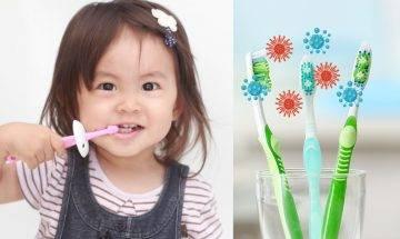 牙刷污糟或致牙周病  5招防禦牙垢膜積聚方法