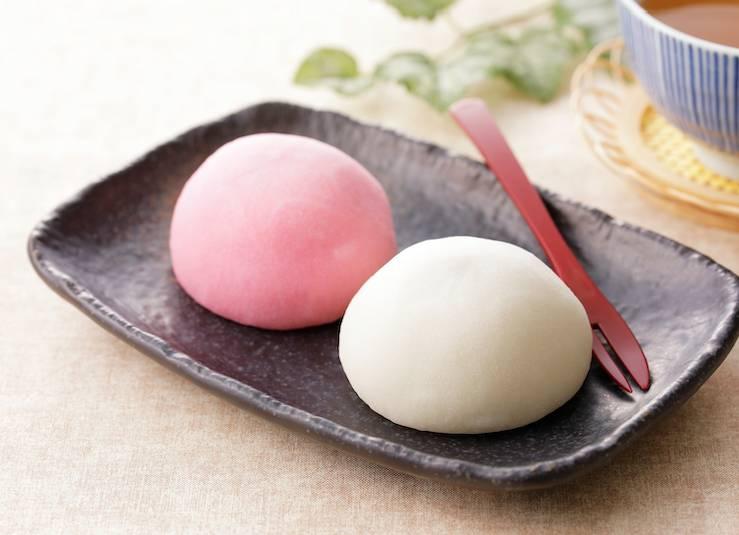 情人節甜品食譜3. 抹茶豆沙糯米糍