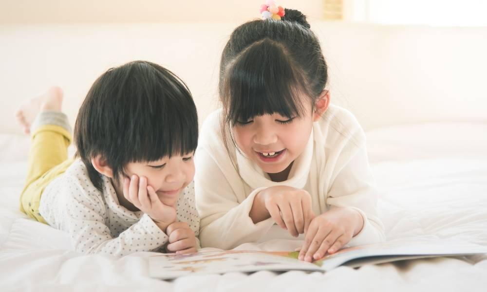 手足同心5大法 靠父母經營開心環境 教兄弟姊妹學懂分享 免爭執
