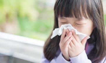 非創傷性鼻骨移位 小朋友鼻敏感經常捽鼻要留意愈來愈歪