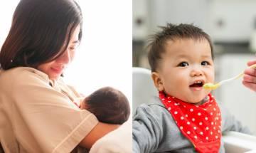 純母乳嬰兒易貧血及成長緩慢 台灣基隆長庚醫院最新研究