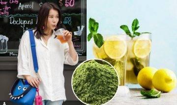 綠茶減肥法 全靠兒茶素 2種日韓明星追捧飲品  人氣Idol水袪水腫最快10分鐘見效 綠茶加齋咖月減2.5公斤