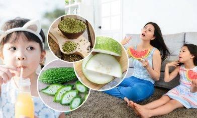 清熱去濕湯水推介 改善大汗、口渴、發熱問題 中醫教分辯4種實熱情況