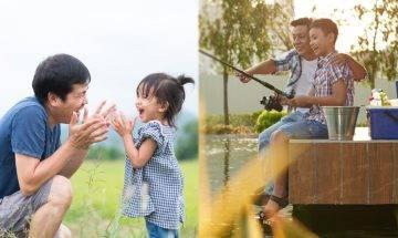 好爸爸避免5件事 爸爸是子女的榜樣 愛鍚家人 以身教讓孩子學懂尊重