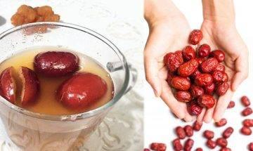 紅棗茶6個食譜 中醫教女士必備養生美顏湯 補血益氣 暖宮防經痛