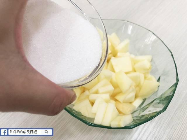 自製蘋果果醬 無防腐食得健康