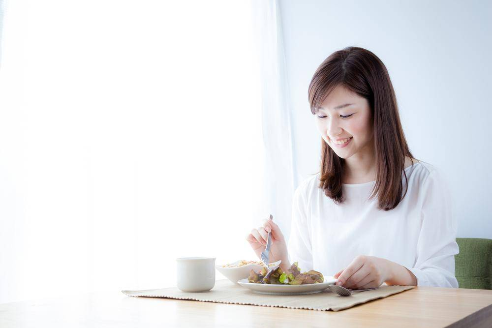 細嚼慢嚥減肥法