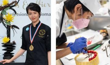 45歲梁詠琪獲法國糕餅專業資格  半山豪宅示範3個貼地教育法教好混血女兒