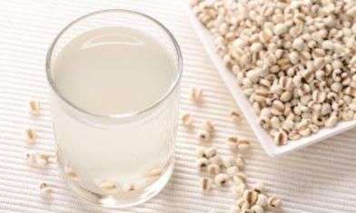 3款薏米水食譜 排走體內濕毒 去水腫改善膚質