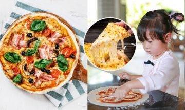 連鎖店秘傳手工Pizza食譜 自家還原香脆可口 熱辣辣拉芝薄餅