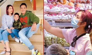 獨家!46歲楊千嬅巨躉遊街  疫境變廚神