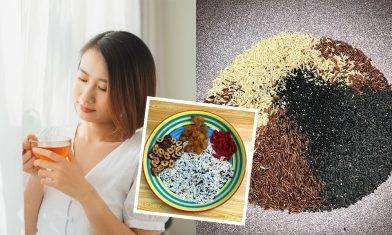 4款炒米茶做法|炒米茶功效多、助產婦坐月補血養氣