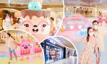 【開學前必備】東薈城名店倉勁掃夏日運動裝 消費高達20%回贈+3.5米高巨型雪糕藝術裝置打卡!@MISS SUNNY