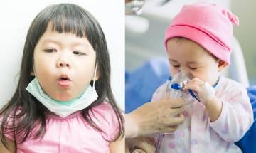 轉季成哮喘發作高峰期-專科醫生指哮喘藥如口服類固醇 影響孩童身高和生長速度