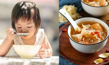 5款雪耳湯食譜|入秋滋陰潤肺、養顏防乾燥一家啱飲!