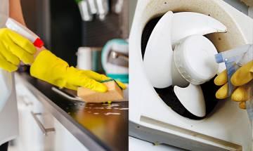 清潔廚房20個小技巧 讓油污消失